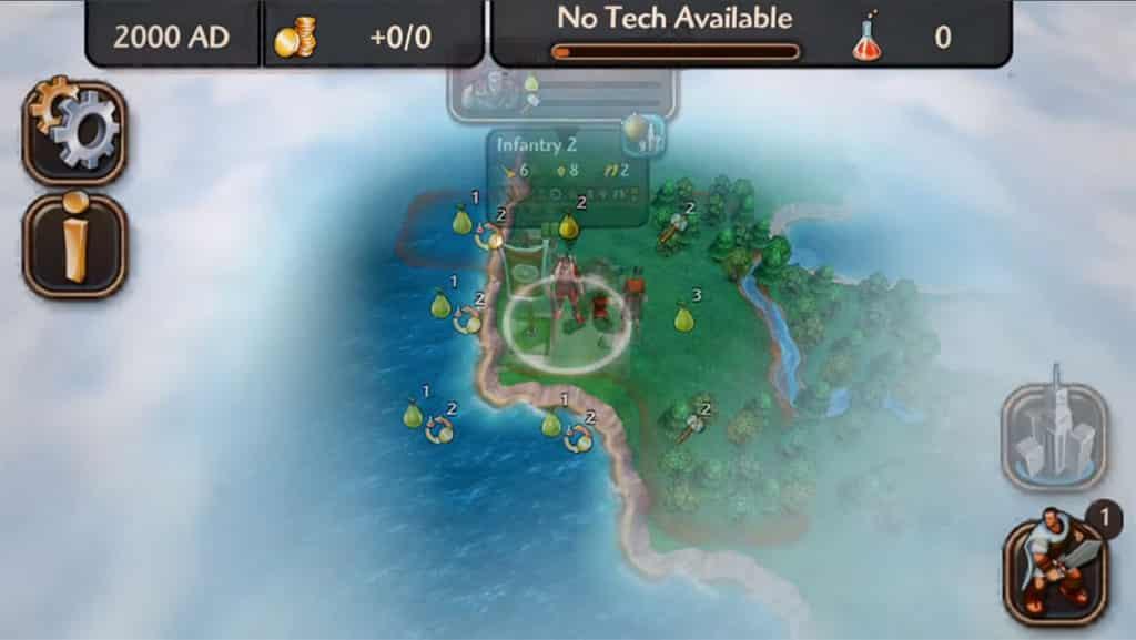 civilisation 2 Enemy Within - Beste Strategiespiele Android